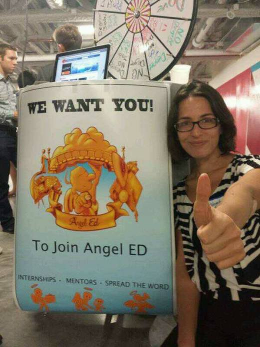 To Join Angel Ed!